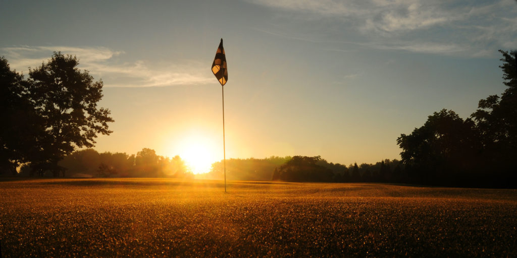 Golf Course - Five Benefits of Preparing for your First Round of the Season blog post