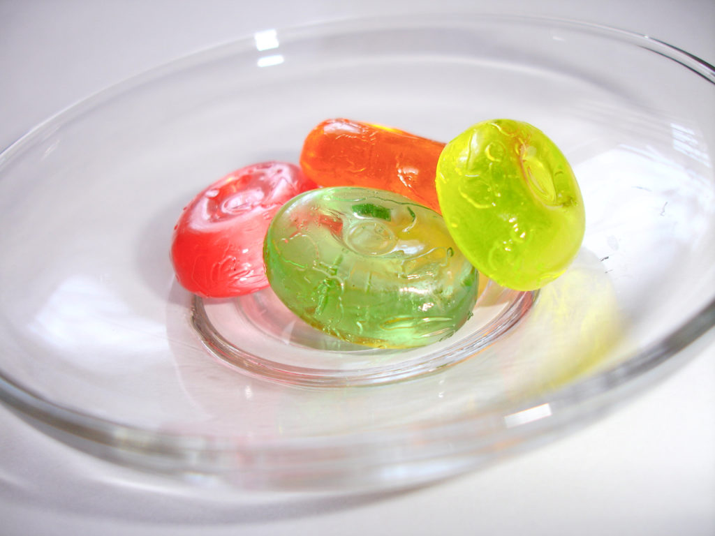 Candy in dish - Why do we have cravings blog post