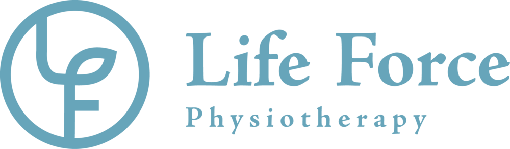 Life Force Physiotherapy Logo with Text